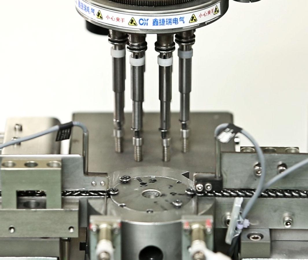 全自动锁螺丝机